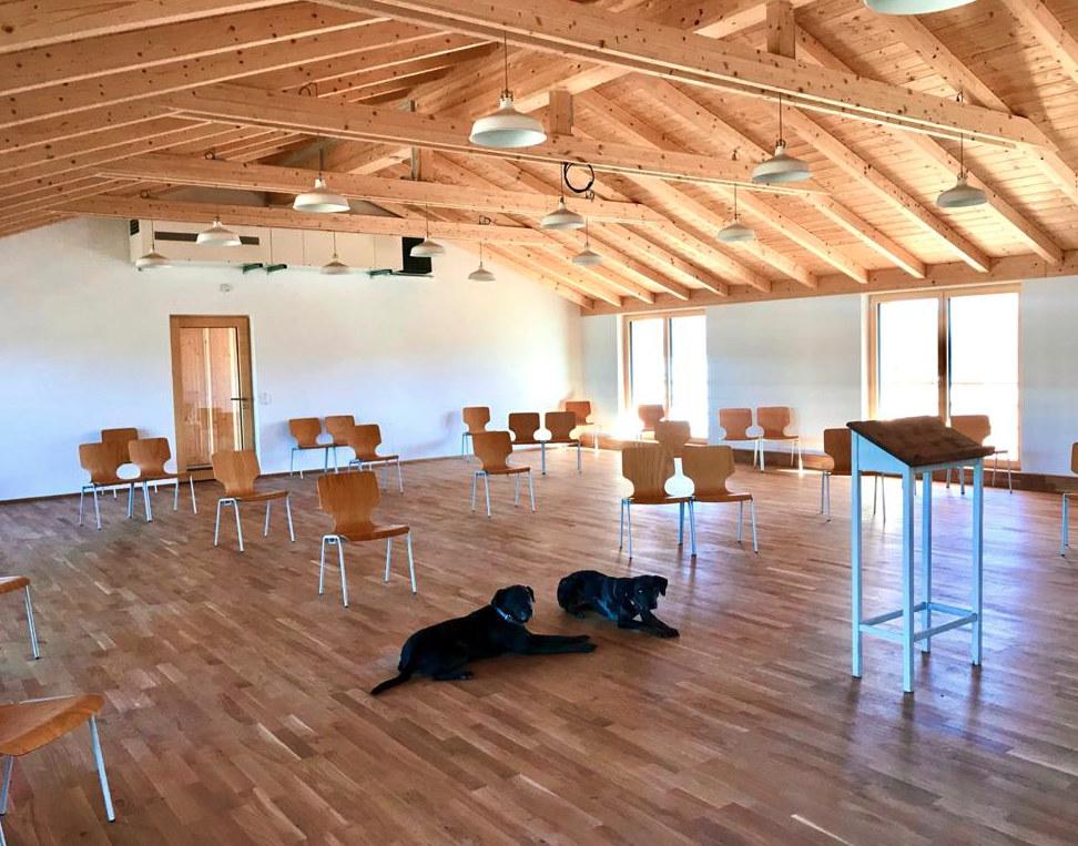 Ausbildungszentrum Stephanie Lang von Langen